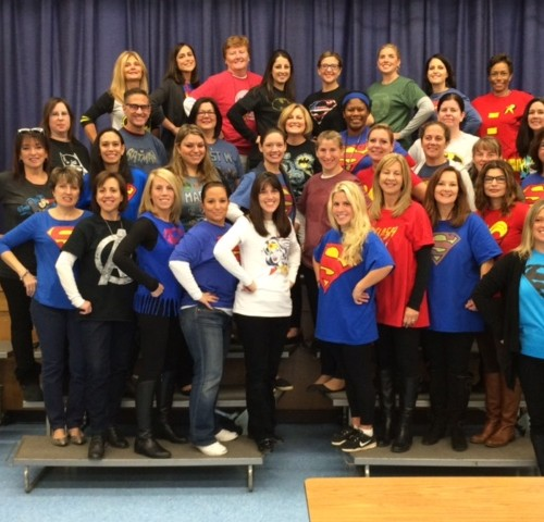Super Hero Day!